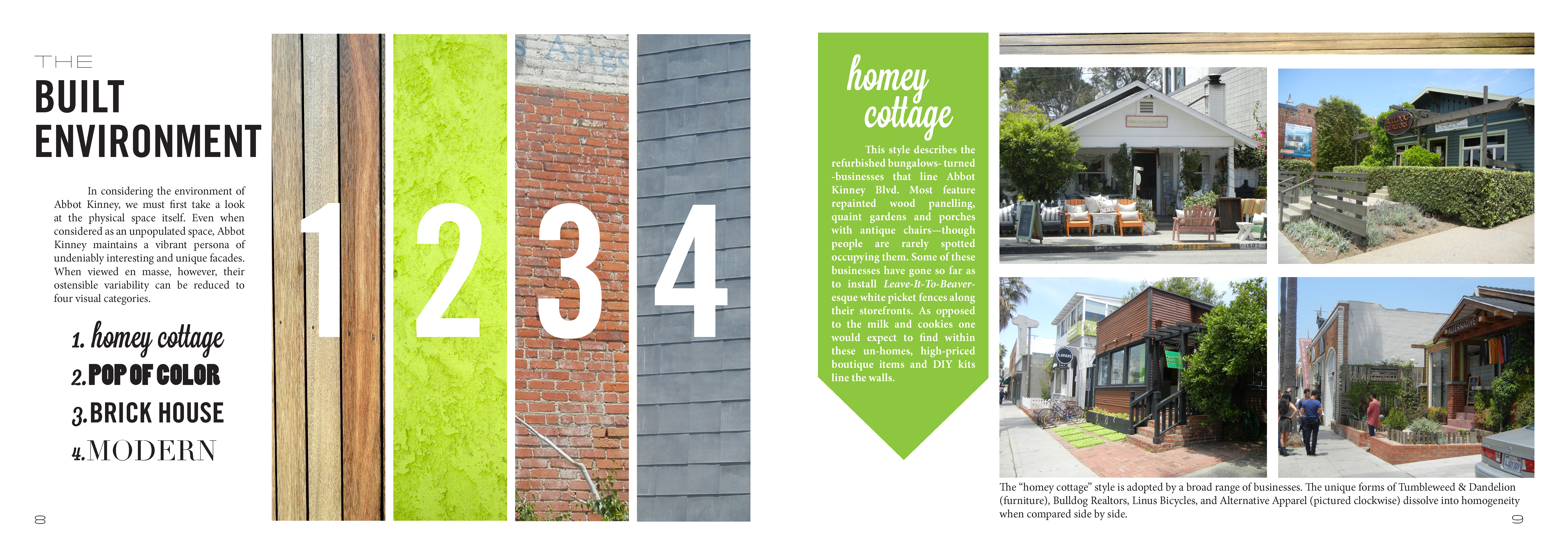 Abbot Kinney Guide Book (p.5)