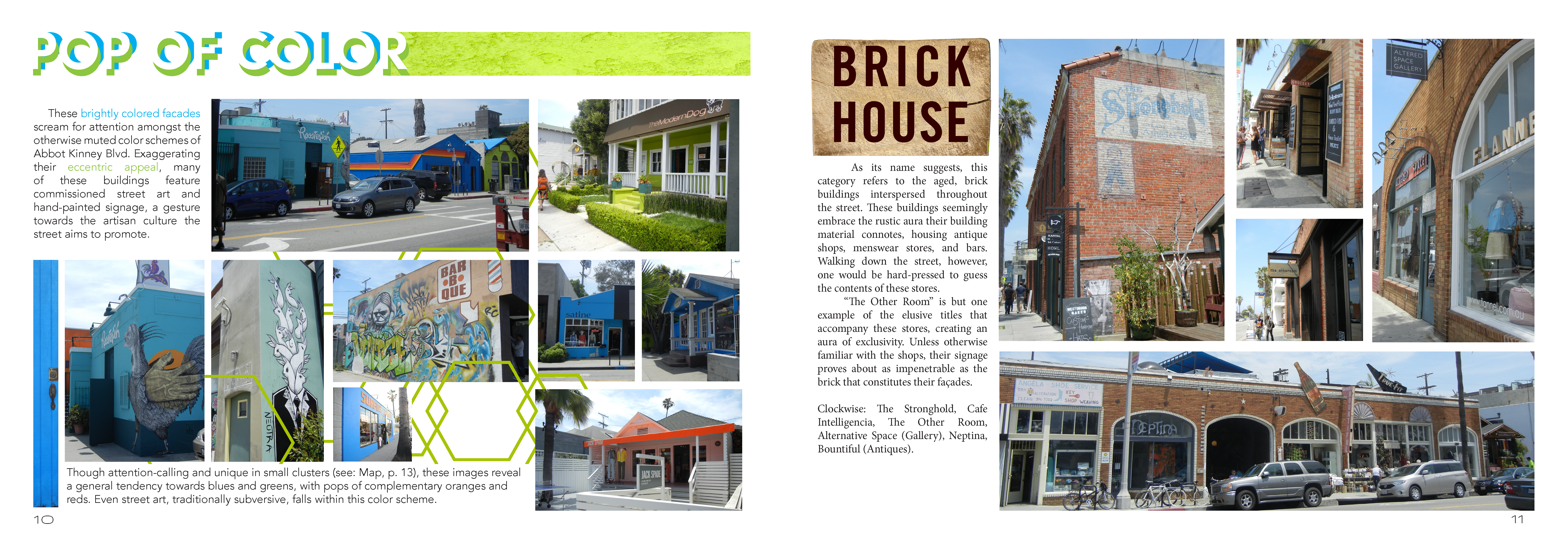 Abbot Kinney Guide Book (p.6)