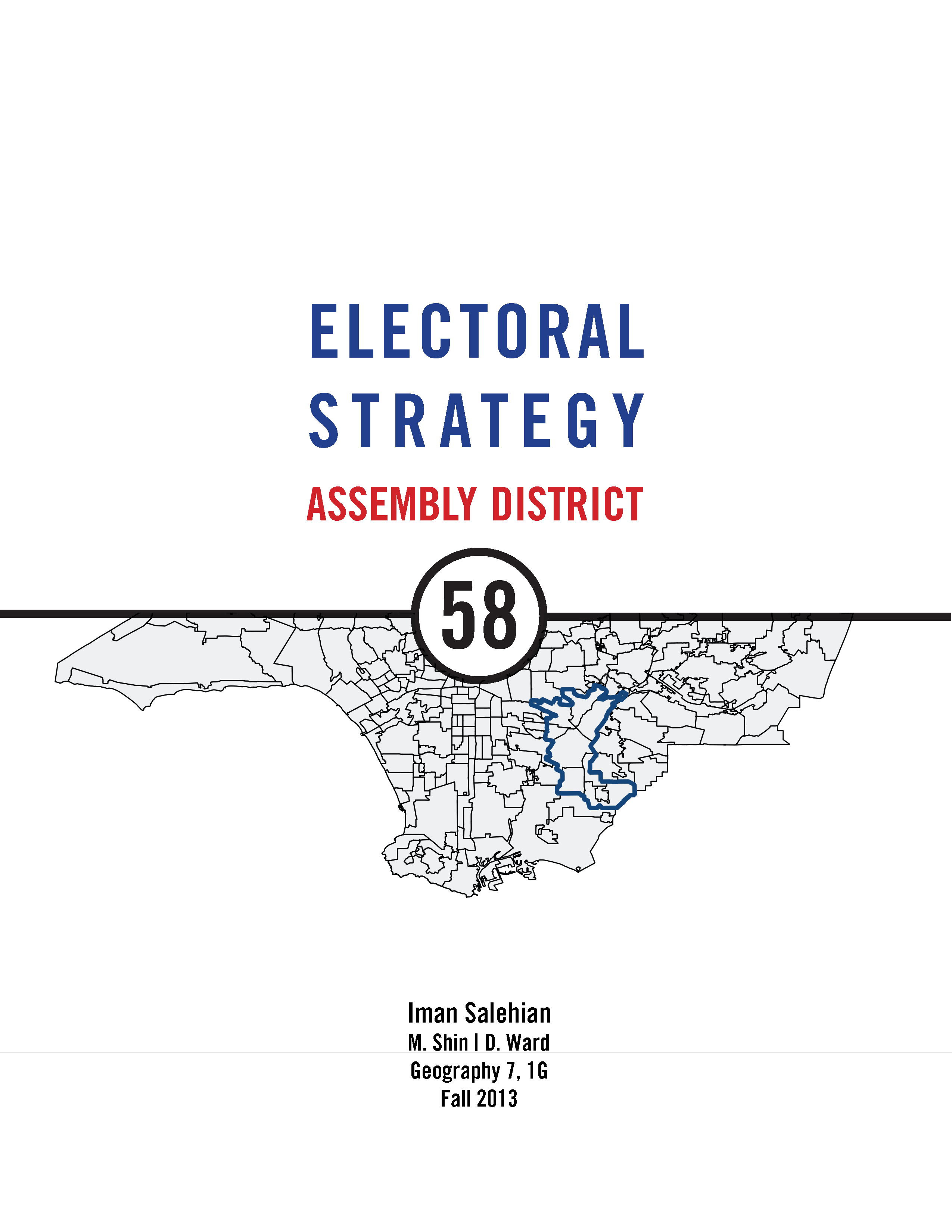 Electoral Strategy