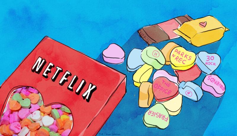 A Netflix Valentine