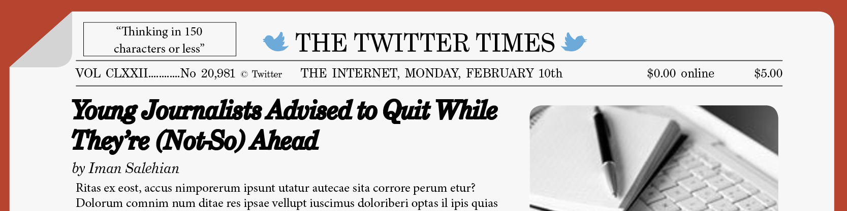 The Twitter Times