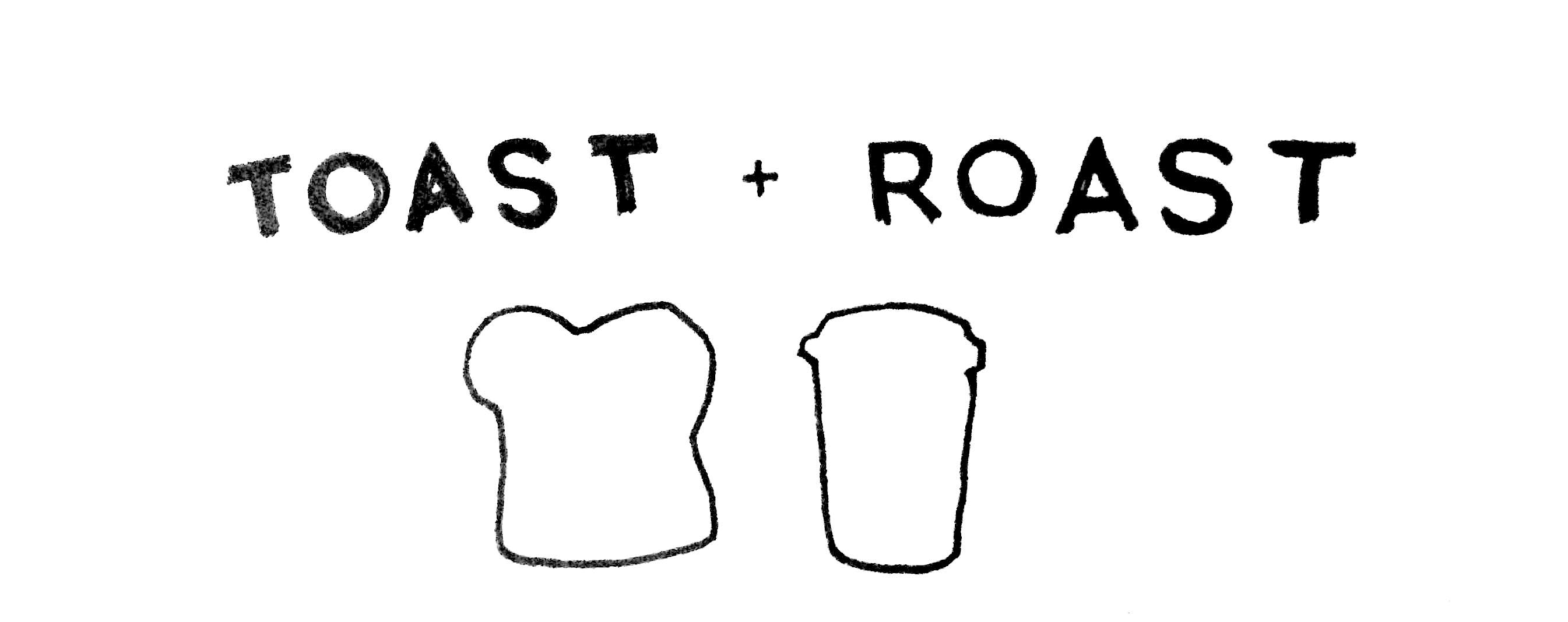 Toast & Roast Logo