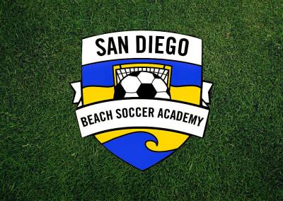 San Diego Beach Soccer Academy Logo