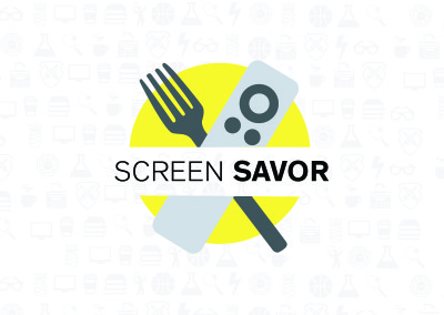 Screen Savor Logo