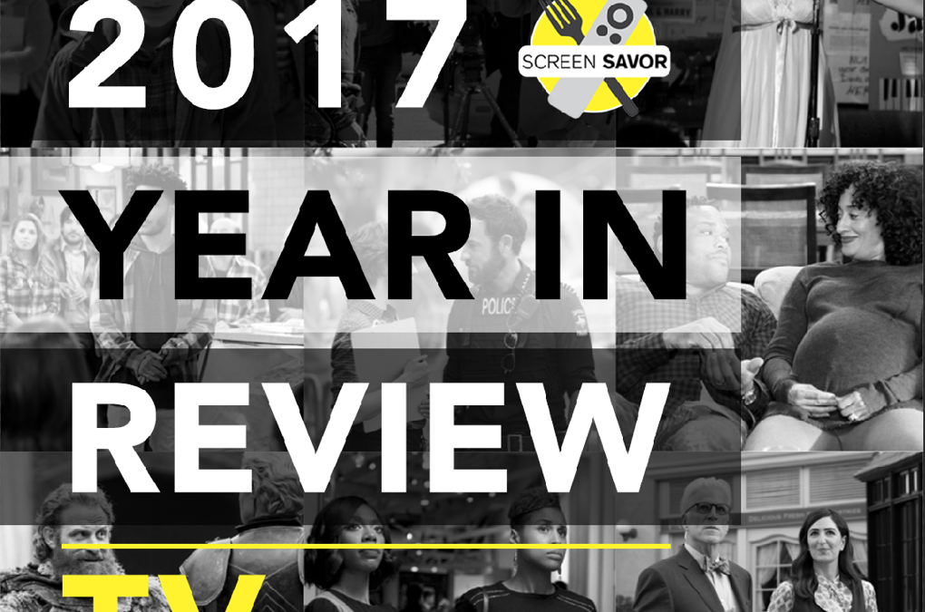 Ep. 38 | 2017 Year in Review: TV